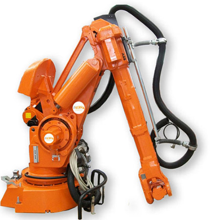 GE-MA srl - selling Used Robots - Industrial used Robots