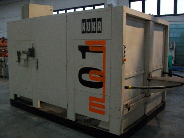 GE-MA srl - selling Automated Cells -Industrial used Robots